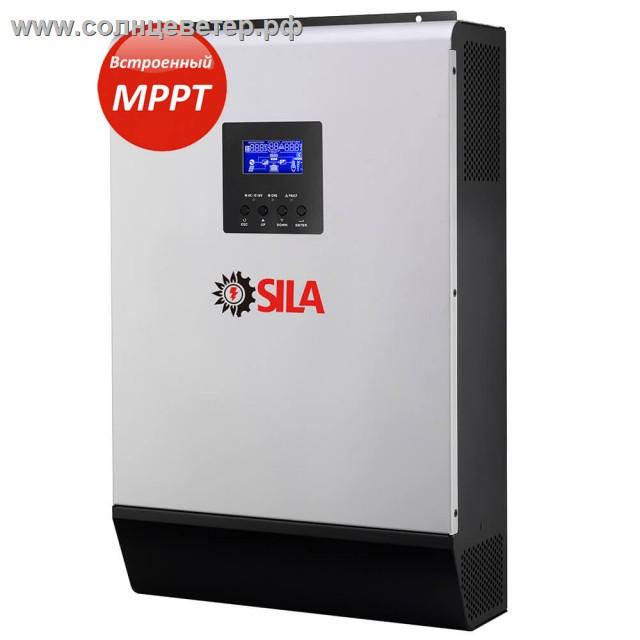 Солнечный инвертор SILA 4000M Plus
