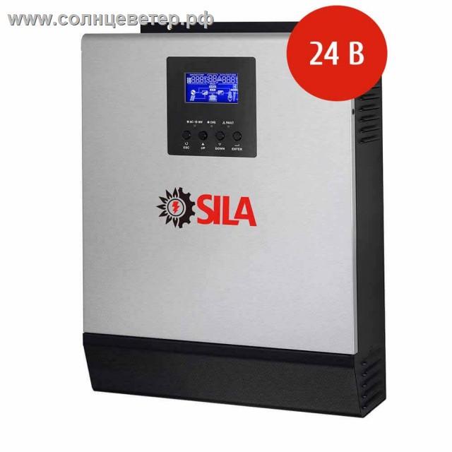 Солнечный инвертор SILA 5000P-24