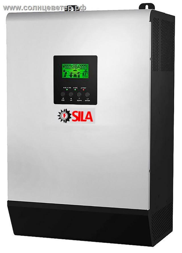 Солнечный инвертор SILA 5000MSD