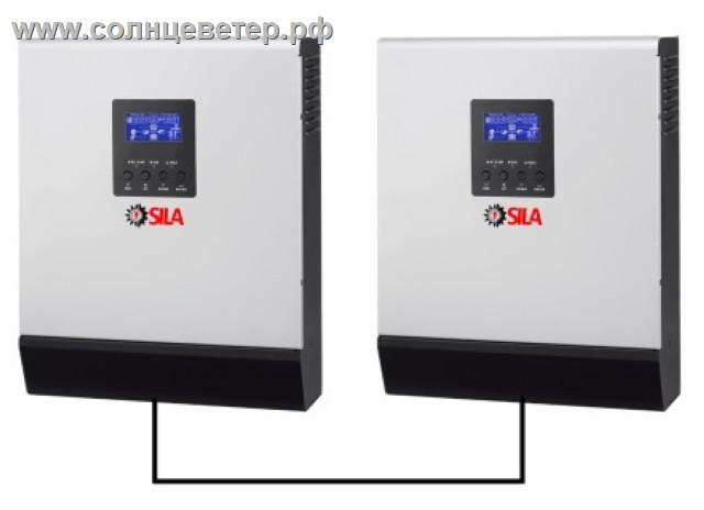 Система инверторов SILA-P 8кВт