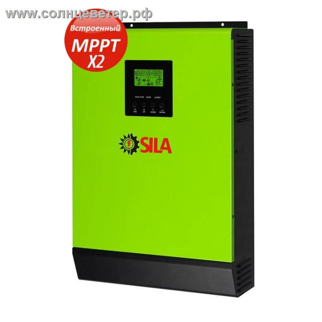 Гибридный солнечный инвертор SILA PRO 5000ML
