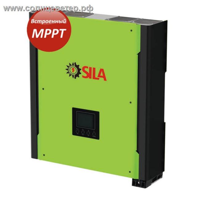 Гибридный солнечный инвертор SILA PRO 3000MH Plus