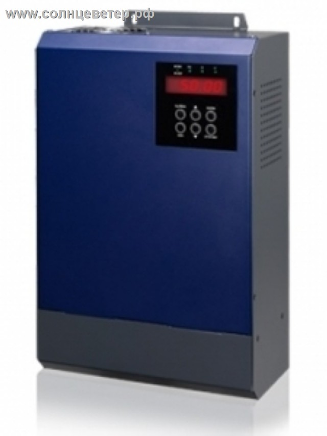 Инвертор BINEOS SolarPump 2.2К для работы с насосами перекачки воды