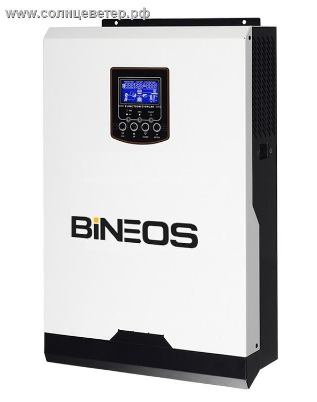 BINEOS EM5K, 5000-48, MPPT контроллер 3000Вт